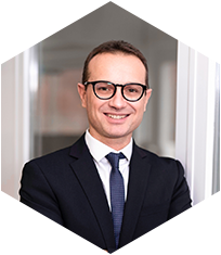 Andrea Flamini, Teil des Managements bei INPOSIA Italien und der Chef des Consulting Teams in Italien.