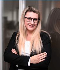 Nadine Steinbrück ist im Team des Inside Sales und unterstützt das Vertriebsteam mit Ihrer