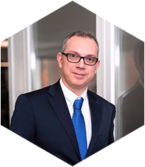 Andrea Moroni unser Chef der INPOSIA Niederlassung in Italien.