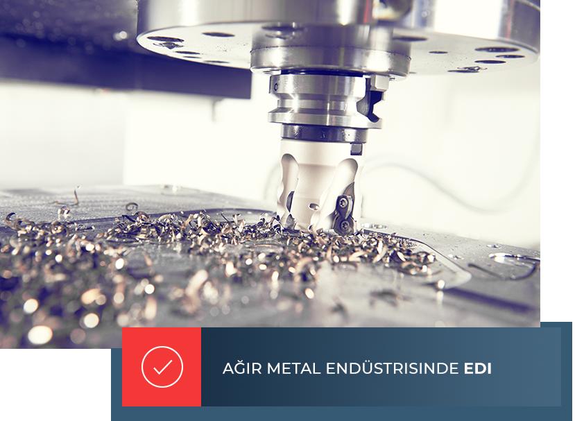 INPOSIA ile ağır metal endüstrisinde EDI