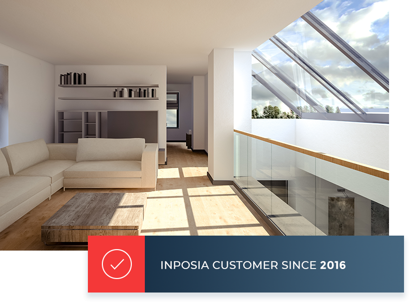 VELUX is our customer since 2016 and trust in our work.