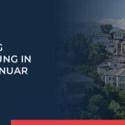 Albanien macht E-Invoicing zur Pflicht ab Januar 2020.