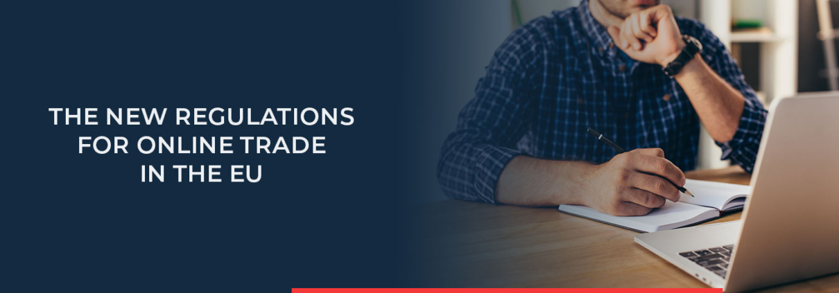 Find out about the new VAT regulations for online trade in the EU.