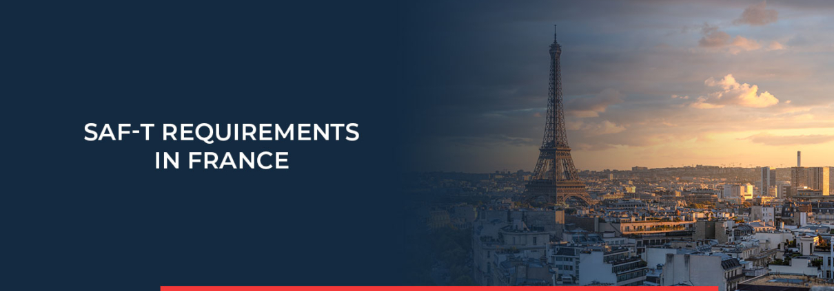 Here you will find all information about e-Invoicing with SAF-T in France.