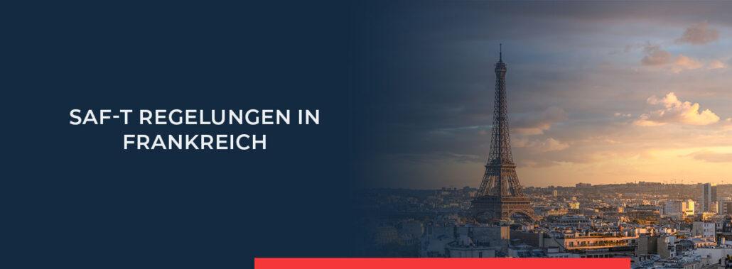 Bleiben Sie informiert über SAF-T in Frankreich.