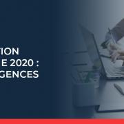 Découvrez dans notre blog les échéances de facturation électronique que vous réserve l'année 2020.