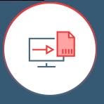 Unsere E-Invoicing Lösung hilft Ihnen Kosten zu sparen.