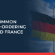 Order-X - Common Standard for E-Ordering in Germany and France