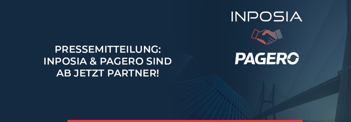 Lesen Sie hier alles über die Partnerschaft zwischen INPOSIA und Pagero.