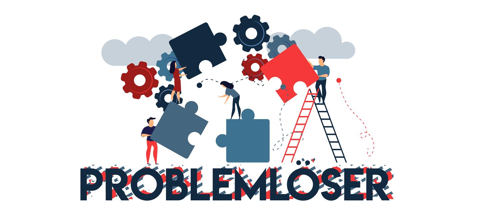 Wir bei INPOSIA sind und suchen nach Problemlösern, die unseren Kunden mit Rat und tat zur Seite stehen.