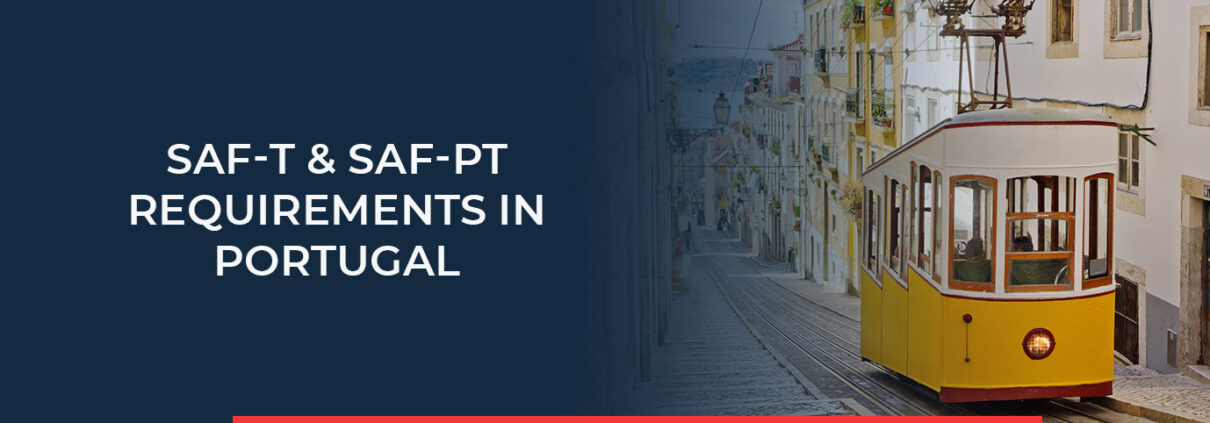 Read all the tax regulations on SAF-T and SAF-PT in Portugal.