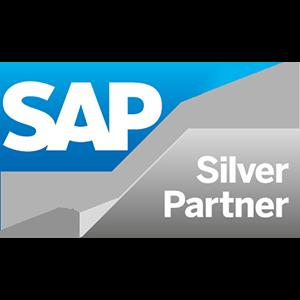 Wir arbeiten eng mit SAP zusammen und sind darum auch Silver Partner.