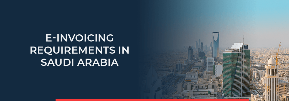 Read now what the legal requirements are in Saudi Arabia for electronic invoicing.