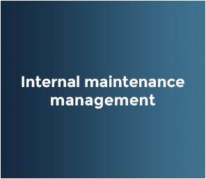 Das interne INPOSIA Wartungsmanagement zeichnet unser System aus. Deutsche Wartung.