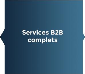 INPOSIA propose des services B2B complets, car chaque client est unique et nos solutions peuvent donc également être adaptées.