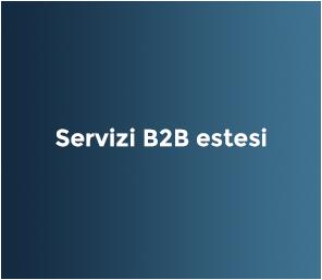 INPOSIA offre servizi B2B completi, perché ogni cliente è unico e quindi anche le nostre soluzioni possono essere adattate.